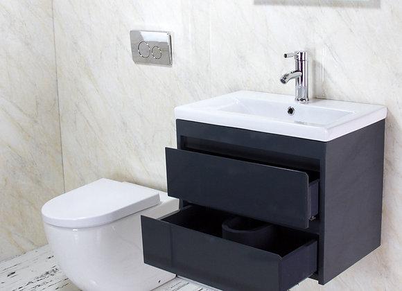 Vanity Unit Cabinet Basin Sink Wall mounted