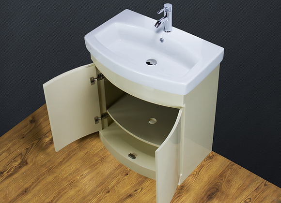 Vanity Unit Cabinet Basin Sink Bathroom Floor mounted