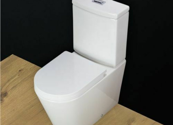 Toilet WC Close Coupled Cloakroom