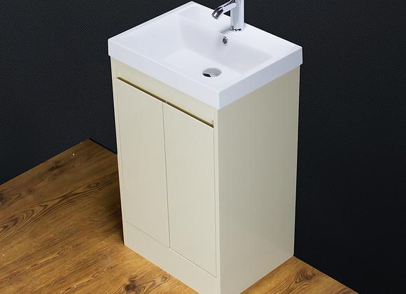 Vanity Unit Cabinet Basin Sink Floor standing Tap Waste