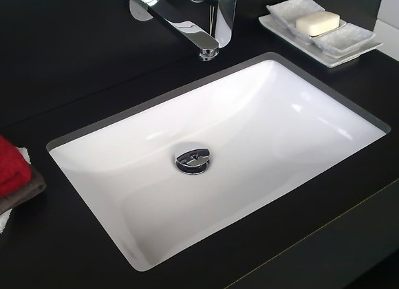Bathroom Basin Sink under counter top Vanity Bowl Cloakroom