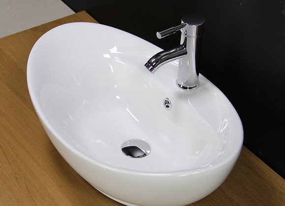 Wash Basin Countertop Free Tap Waste