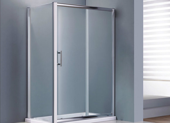 Shower Enclosure Sliding Doors Corner Walk in Cubicle
