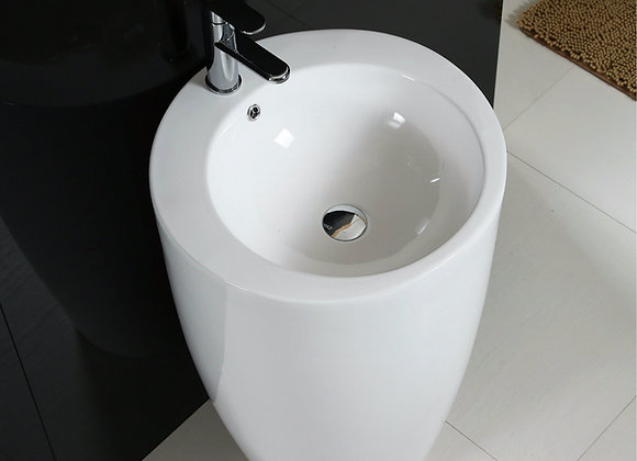 IN STOCK Collection only Wash Basin Sink Floorstanding RRP: £299.99