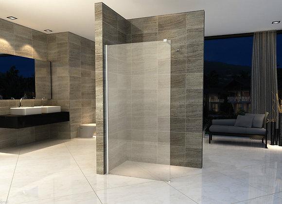 Shower Screen Wet room Walk In Frameless
