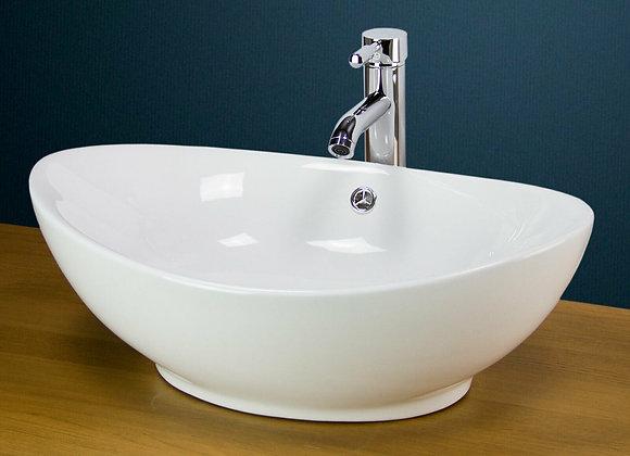 Bathroom Basin Sink Vanity Countertop Vessel Bowl