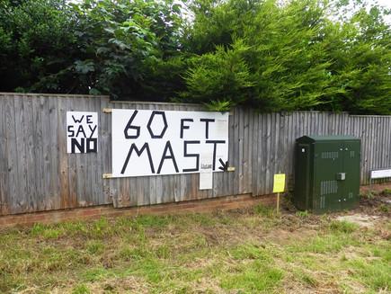 Wednesday 14th July 2021 - Residents Revolt