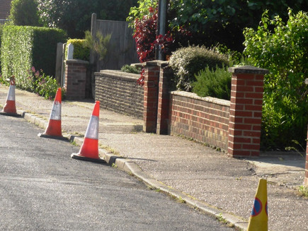 Thursday 24th June 2021 - Cones and Buzzing