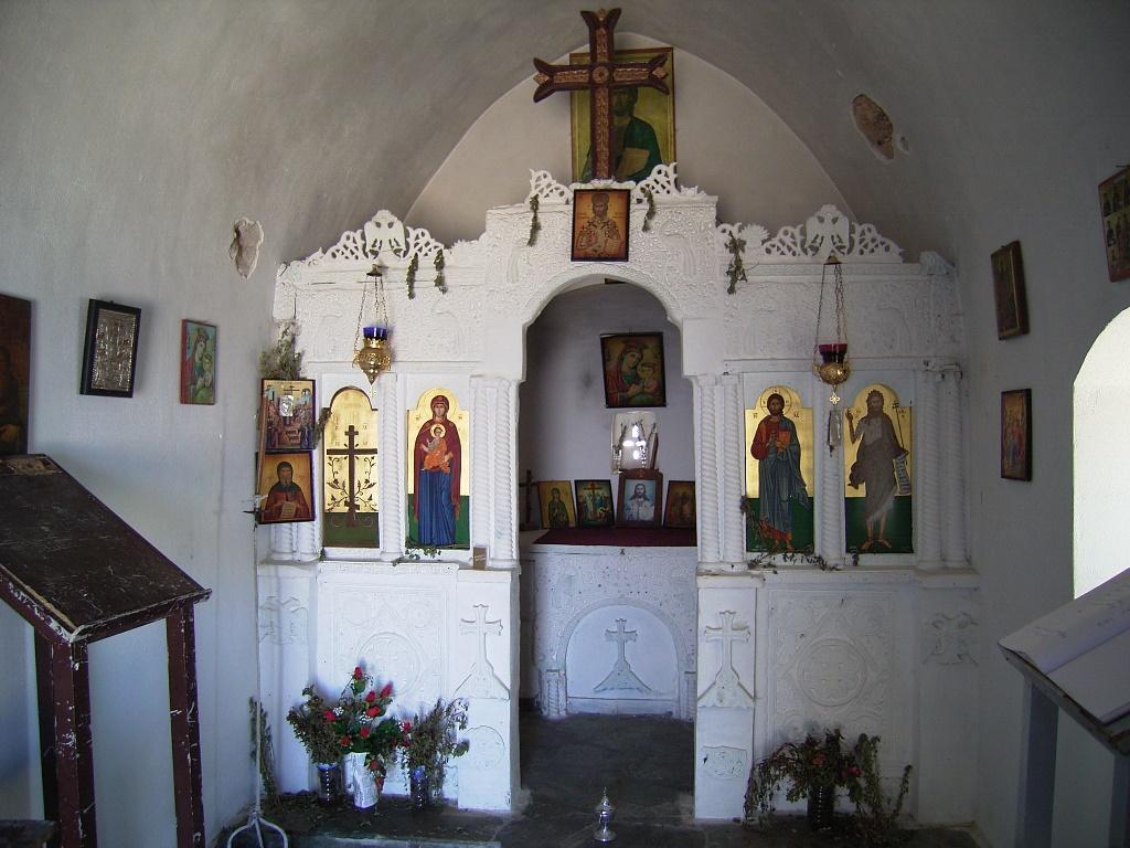 Inside Timeos Stavros