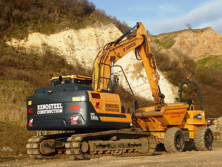 Thursday 25th March 2021 - Slump Removal and THV Patricia