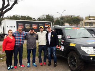 Trancos & Barrancos participa da etapa de Curitiba da Mitsubishi Motorsports