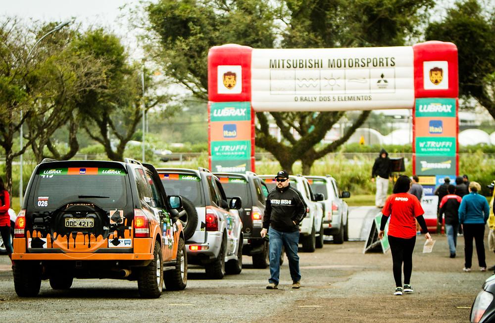 Crédito: Adriano Carrasco (Divulgação/Mitsubishi)
