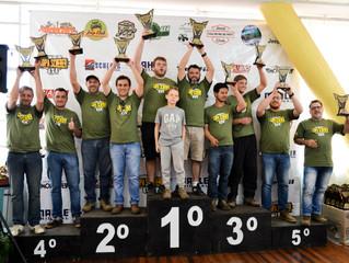 Navegador da Trancos & Barrancos vence etapa de Luzerna da Copa Scherer e lidera competição