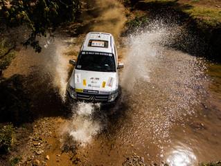 Trancos & Barrancos | Reiko/Trilha SC parte para os últimos 378 Km em busca do título do Rally d