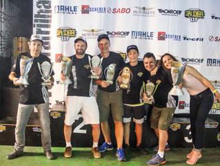 Equipe Trancos e Barrancos é vice-campeã da Copa Scherer e campeã catarinense