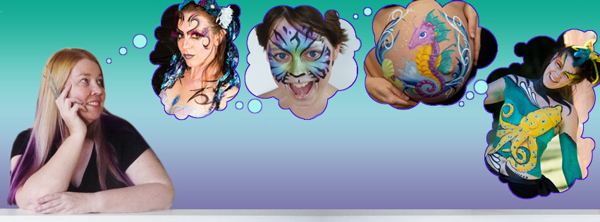 ideas for face & body painting