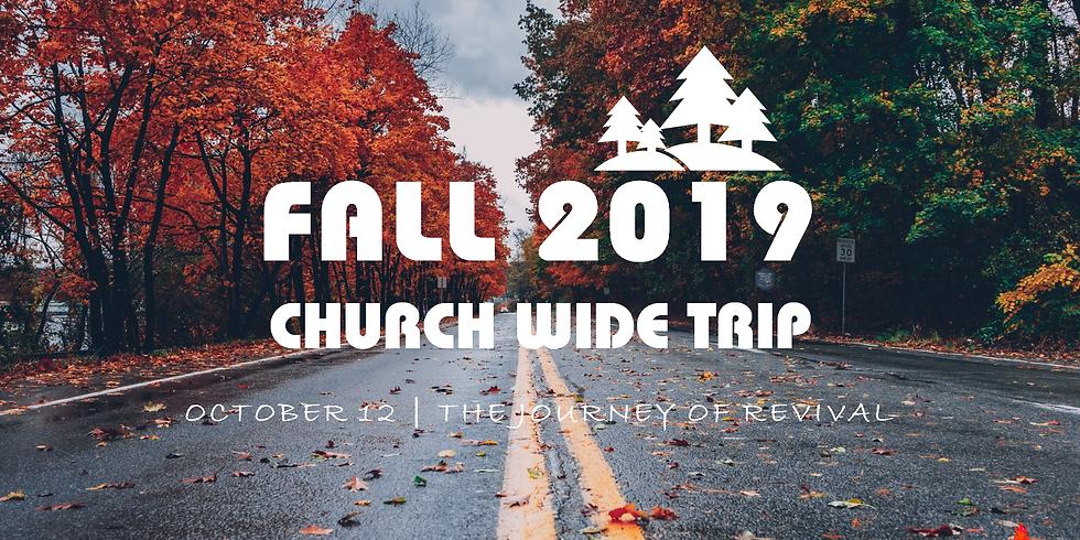 PCC 2019 - Fall Vision Trip