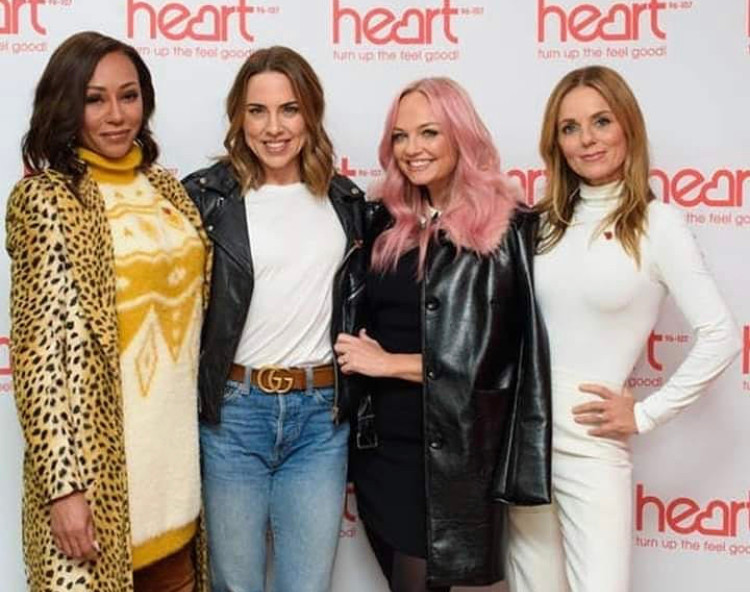 Spice Girls Reunion Press Tour