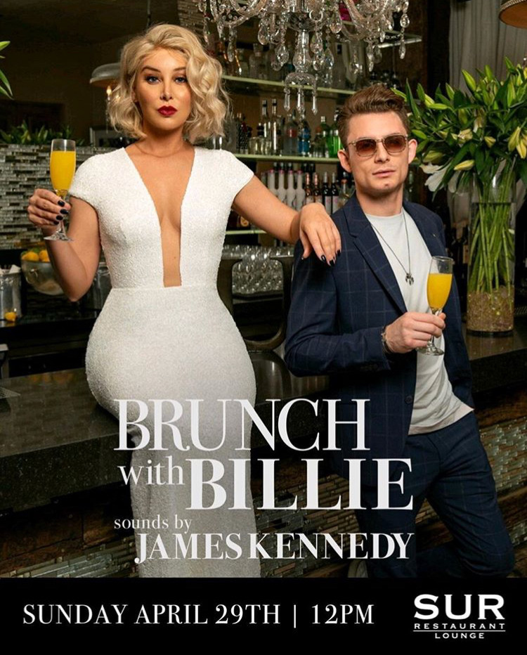 Brunch With Billie Ad