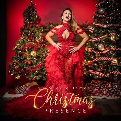 Christmas Presence Single Cover
