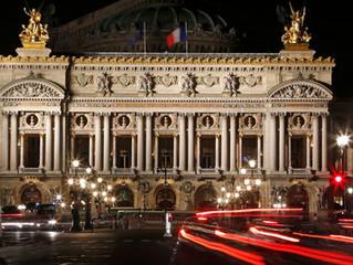 Comédie dramatique à l'opéra de Paris