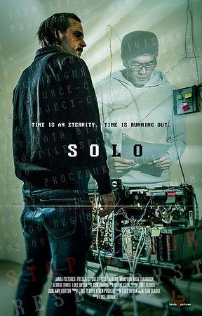 Ben Probert - Solo (2015) Poster