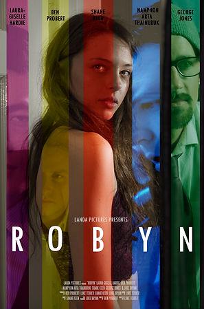 Ben Probert - Robyn (2015) Poster