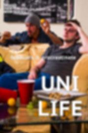 Ben Probert - Uni Life (2015) Poster