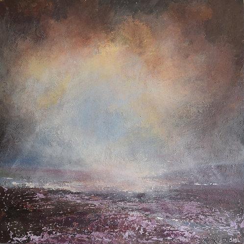 Heather storm, Ilkley Moor