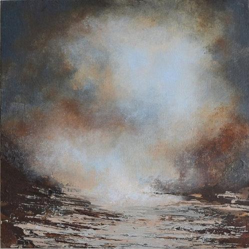 Abstract moorland V