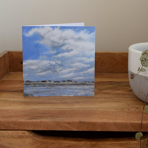 Greeting card - The Gathering