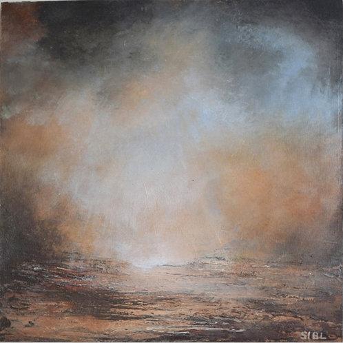 Abstract moorland XI