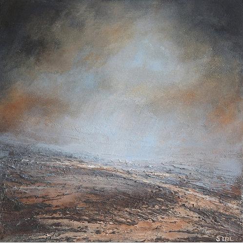 Abstract moorland VIII