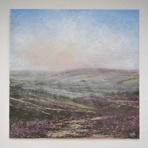 From Backstone Beck, Ilkley Moor