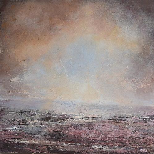 Into the light II, Ilkley Moor