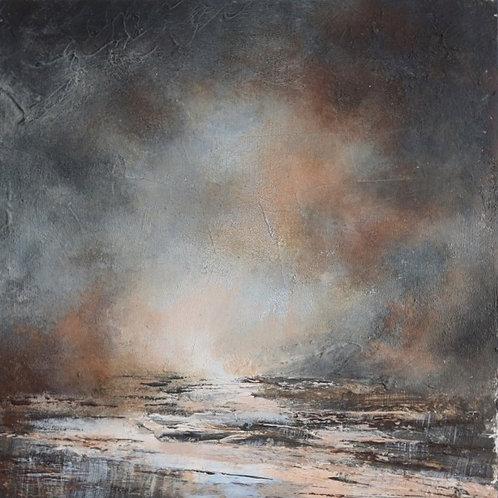 Abstract moorland III