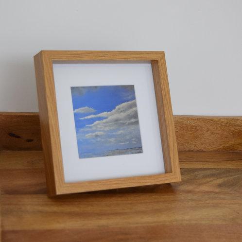 Framed giclee print - Solway Sky