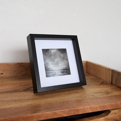 Framed giclee print - Breaking Through