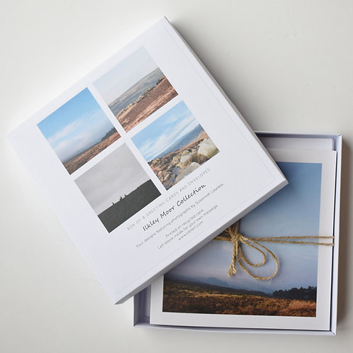 Ilkley Moor Greeting Card Set