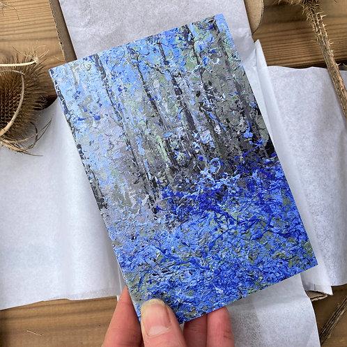 Bluebell Woods notebook
