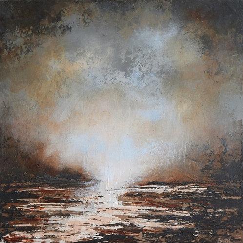 Abstract moorland VI
