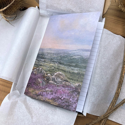 Our Tomorrow's, Ilkley Moor notebook