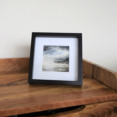 Framed giclee print - Solway Storm