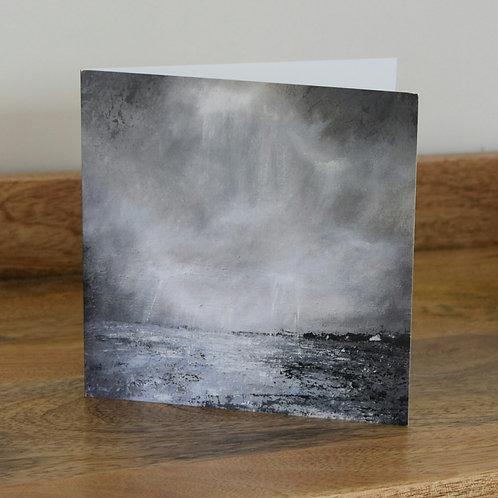 Greeting card - Breaking Through