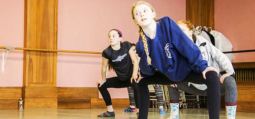 Learn to Dance at Newport Academy of Ballet
