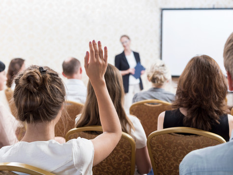 Why Attend a Seminar on a Cruise Ship?