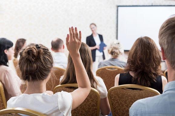Training Workshop: Social media for professional use