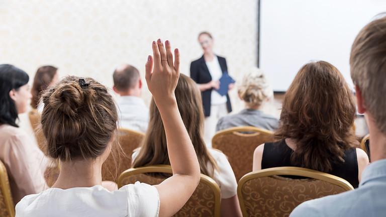 Online Q&A with HR expert James McCollum