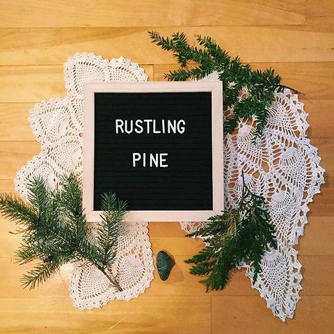 Rustling Pine