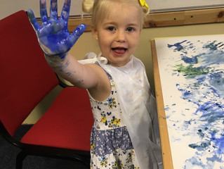 Helping bring books to life for little ones